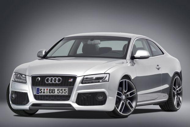 Audi A5 – классика купе