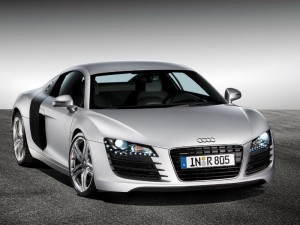 Audi R8 – скорость, заложенная в генах