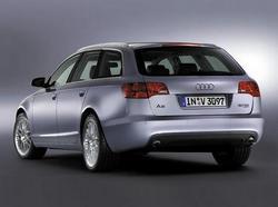 Комфортный и услуждивый  «Avant» А6 Audi